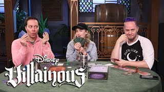 #everythingiscontent: Disney Villainous