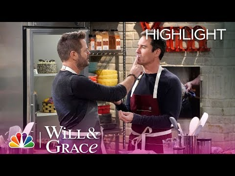 Will & Grace - It's Getting Hot in Here (Episode Highlight)