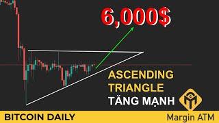 Bitcoin Bất Ngờ TĂNG MẠNH, Đảo Chiều Lên $6,000?