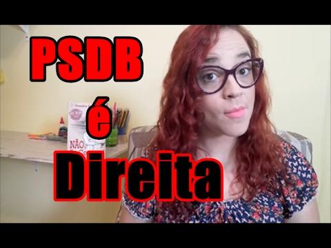 PT não é socialista e o PSDB representa a direita  - Não Sr Comuna! #2.3