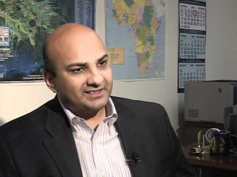 Successful Pakistani American - Tufail Ahmad