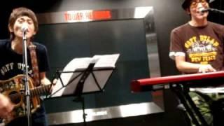 2009.02.22 インストアライブ@福岡.