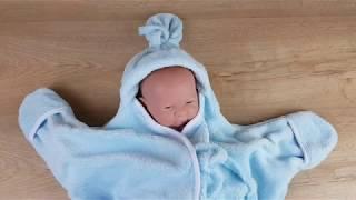 ЗВЕЗДА. Детский спальник для новорожденного