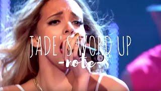 Jade's Word Up Note
