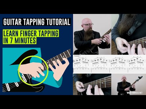 [Guitar Tapping Tutorial]