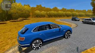 City Car Driving - Bentley Bentayga | Regular driving | 60 FPS 1080p