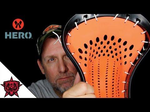 Hero Lacrosse Pocket - Overview