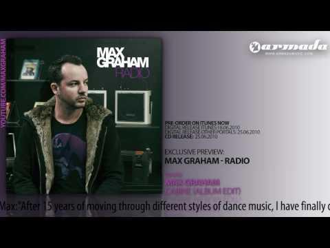 OUT NOW: Max Graham - Radio (Track 02: Max Graham - Carbine)
