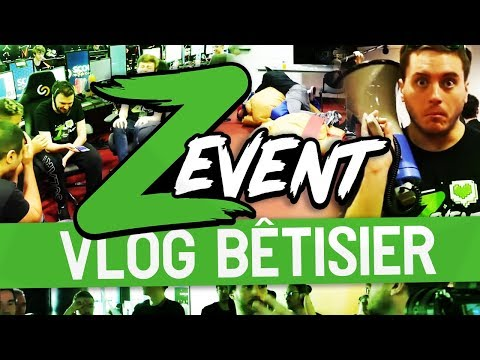 Vlog bêtisier ZEvent 2019