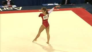 2006 World Gymnastics Championships - Marie Jaeger (DEN) FX QF