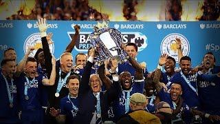 Leicester City - Histroria Zwycięzców ᴴᴰ