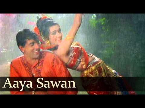 Aaya Saawan Jhoom Ke (Title) Lyrics - Aya Sawan Jhoom Ke