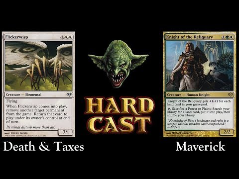 Legacy: Death & Taxes Vs Maverick (Live)
