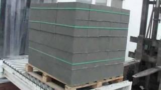 Как мы производим 10 бетонных блоков в минуту(Весь технологический процесс производства бетонных блоков. БлокСтандарт производит бетонные блоки в Толь..., 2010-04-10T21:49:12.000Z)