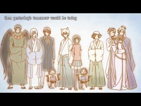 Kamisama Hajimemashita season 2 Ending song Ototoi Oide  Hanae