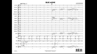 Blue Monk by Thelonious Monk/arr. Mark Taylor