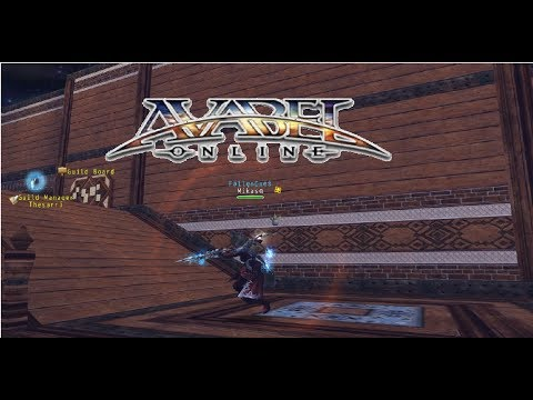Avabel Online - Free Character Restoration, Storage Space Problems
