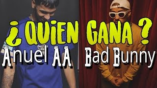 TRAP LATINO | ANUEL AA VS BAD BUNNY ¿QUIEN ES EL REY DEL TRAP?