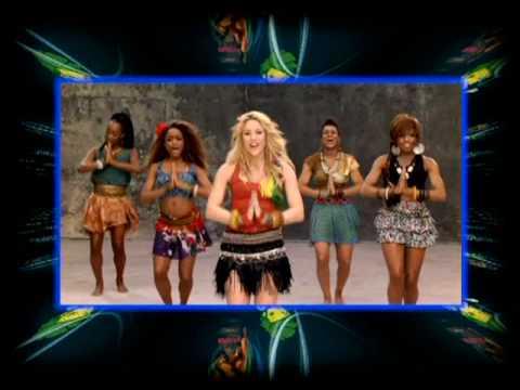 Shakira  Waca Waca  Esto es Africa  Remix Dvj Maick