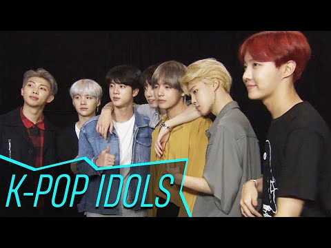 BTS Discusses Their Intensely Loyal Fans & Celeb Crushes  Access Hollywood