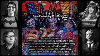 08. DeFalla - Death Corps Massacre [Dr Fate Theme]