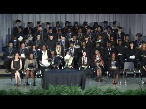 Open High School Graduation 2017