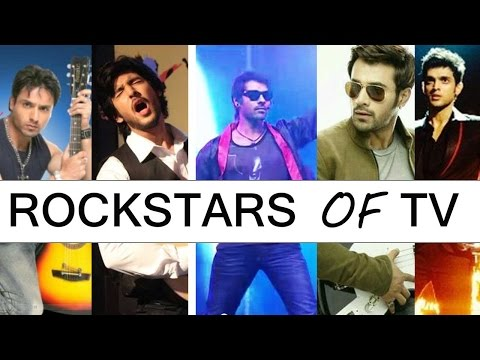 Rockstars of Television shows