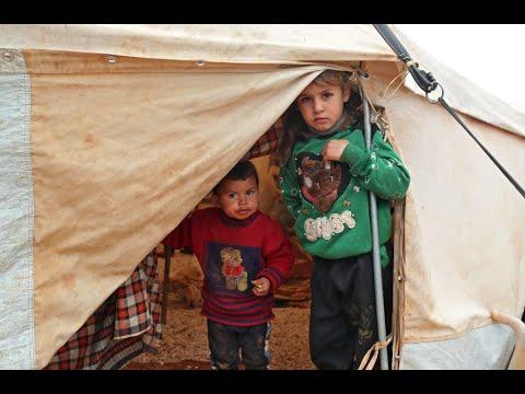 سوريا.. أطفال المخيمات يتعلمون في فصول مؤقتة  - نشر قبل 1 ساعة