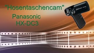 praxistest Panasonic HX-DC3