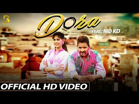 DORA (official Full Song) MD KD Latest Haryanvi Love Song 2017