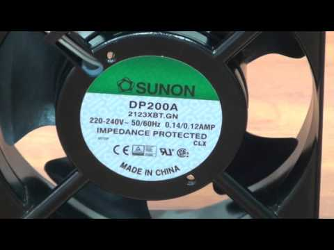 Sunon DP200A ventilátor - Inter-thermo Kft.