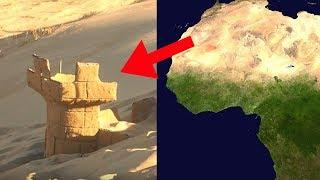 Du wirst nicht glauben, was unter der Sahara begraben liegt!