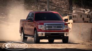 Video 2013 Ford F-150 For Sale at Anderson Ford Lincoln download MP3, 3GP, MP4, WEBM, AVI, FLV Mei 2018