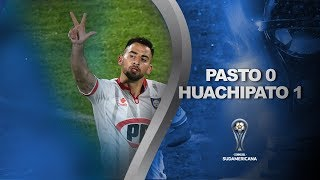 Dep. Pasto vs. Huachipato [0-1] | RESUMEN | Primera fase (Vuelta) | CONMEBOL Sudamericana 2020