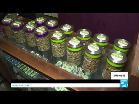 US: Cannabis industry booming