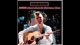David Bowie Almost Acoustic Christmas '97 VTS 01 2