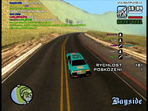 Kreyson and revi driving hotring racer