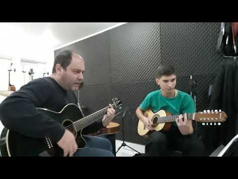 Só no modão - Manoel e Jonas - Território da Música