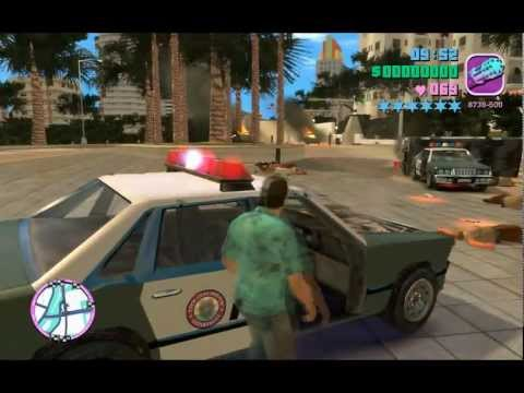 GTA: Vice City Rage - Gameplay №2