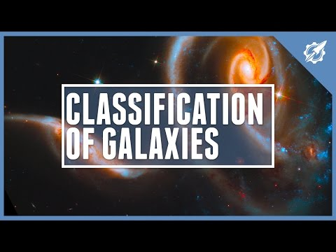 The Classification Of Galaxies | Astronomic