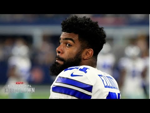 Ezekiel Elliott isn't the same player as last year   NFL Countdown   ESPN
