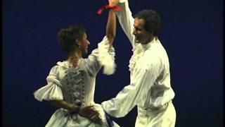 Allemande - Dança de corte barroca