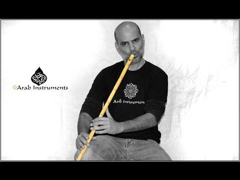 Egyptian Arabic Professional Ney. Nay Music