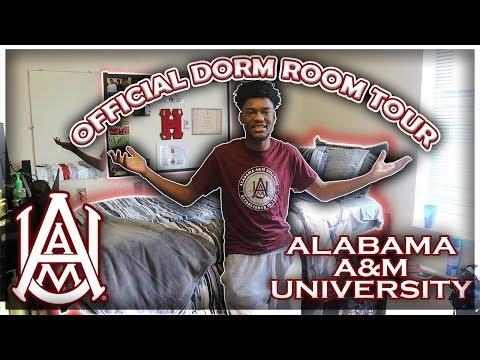 Official Dorm Room Tour! (Alabama A&M University)