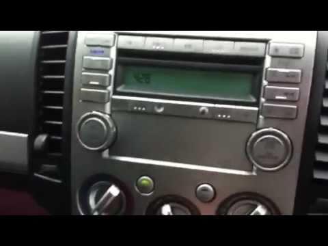 Mazda Bt 50 >> Ford Ranger - 2007on Wildtrak/Thunder/XLT - How to set the ...