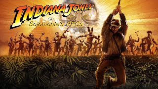"""Indiana Jones and the Infernal Machine"" Easter egg... Indiana Threepwood!?"