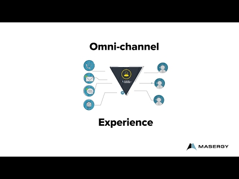 Gain Omni-channel Flexibility With Masergy Cloud Contact Center