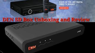 Download Den SD Setup Box unboxing and Review