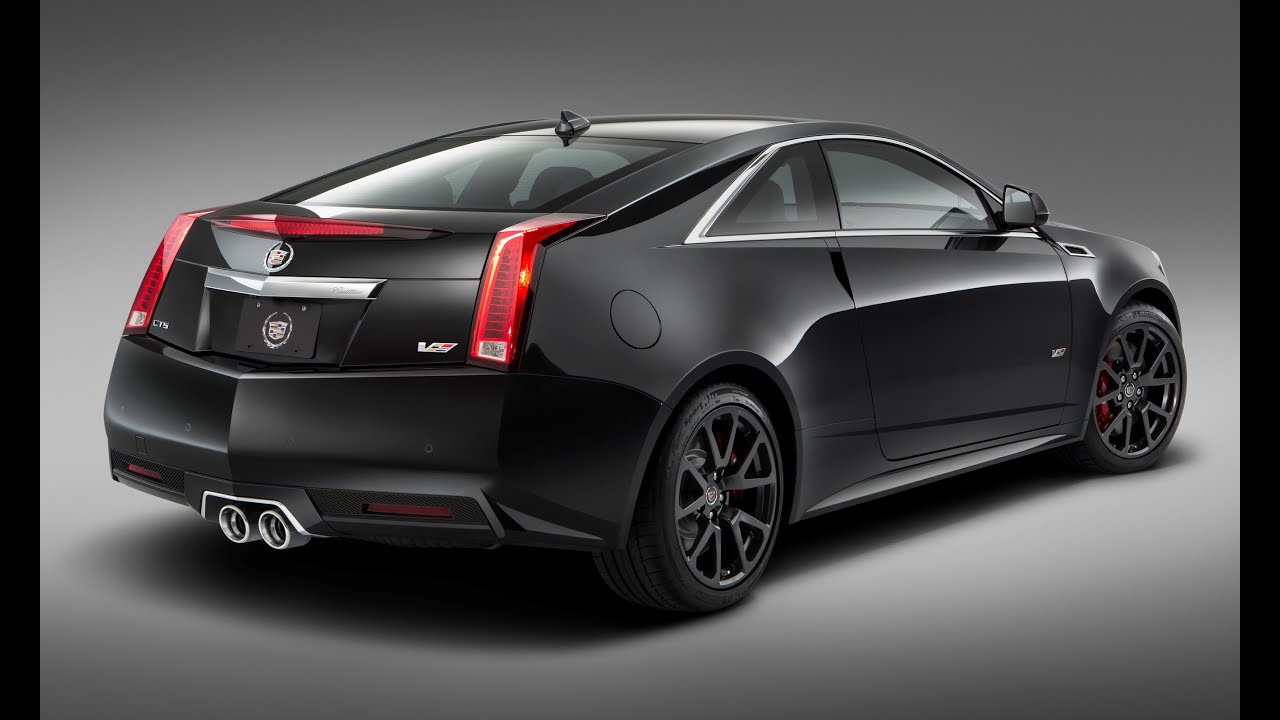 new cadillac cts v coupe 2016 limited edition youtube. Black Bedroom Furniture Sets. Home Design Ideas