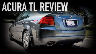 2005 Acura TL: Still Worth It in 2020, 15 YEARS LATER?